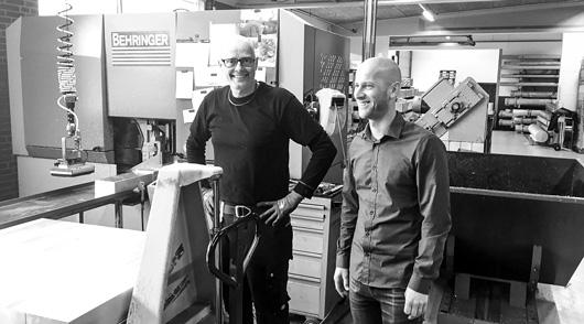 Hydra Grene Kvalitetssikring Og Dokumentation Med Rob Ex Shop Floor