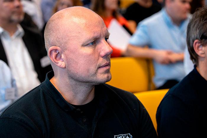 WOCA Denmark vækster med ROB-EX