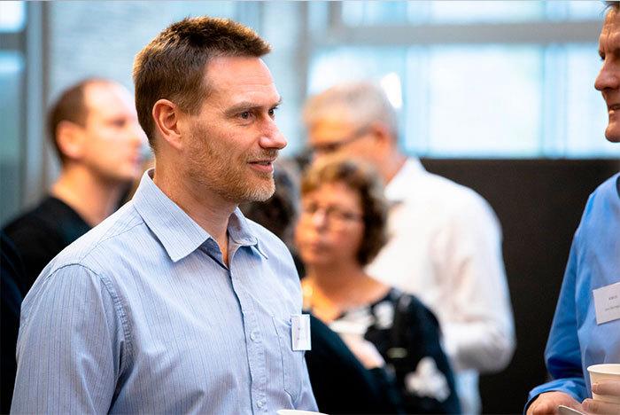Rosti Group får inspiration til Brugerdagen